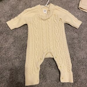 Baby knit sweaters